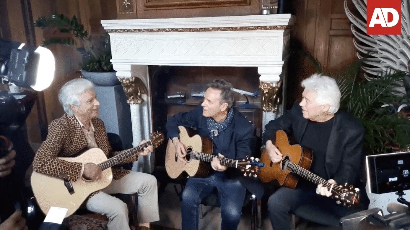 AD – Indonesische gitaren voor drie topmuzikanten