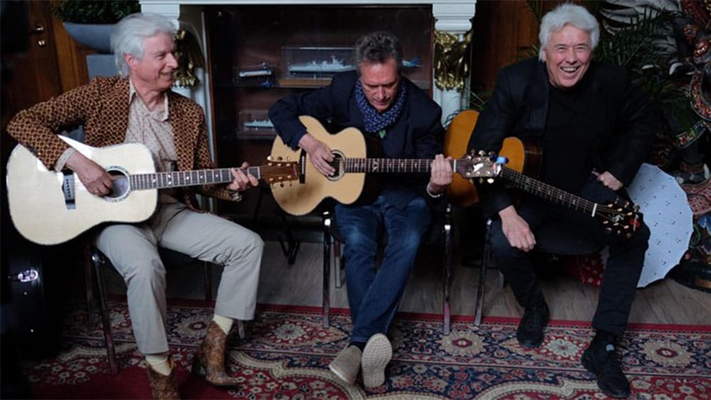 Haarlems Dagblad – Homestead gitaar klaar voor de start