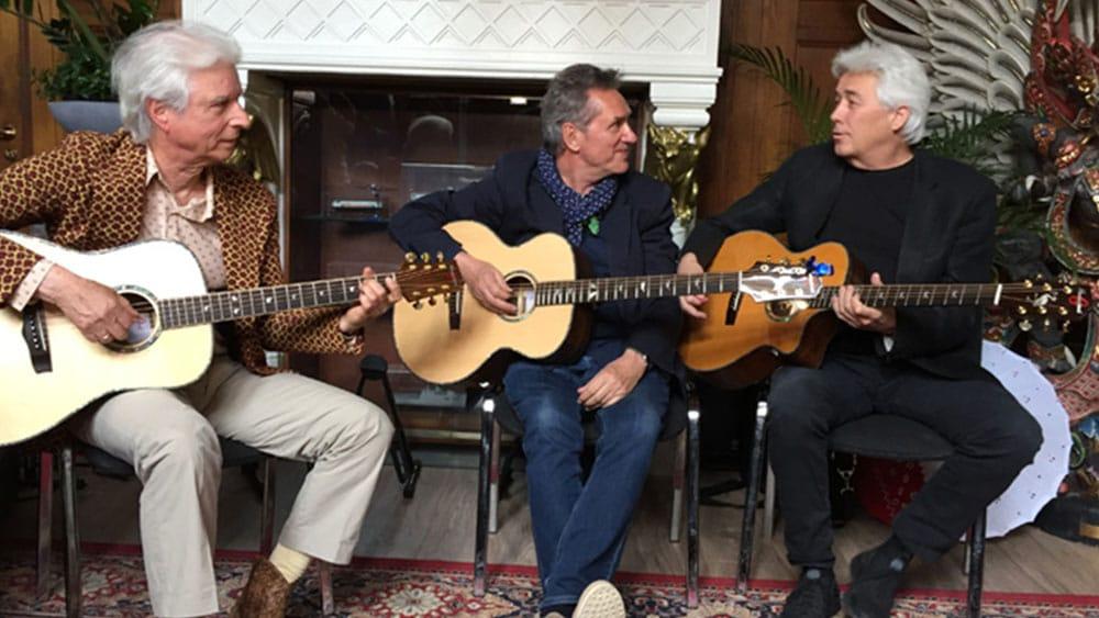 Maandblad Gitarist – Homestead voor Vreemde Kostgangers