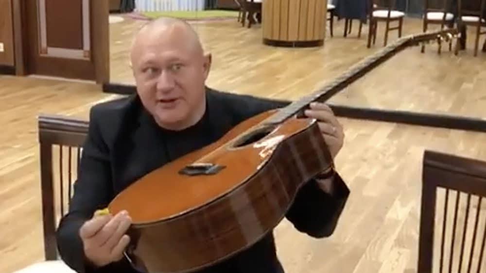 14 ноября 2018 г. была организована презентация гитары бренда Homestead в г. Минск, Беларусь.